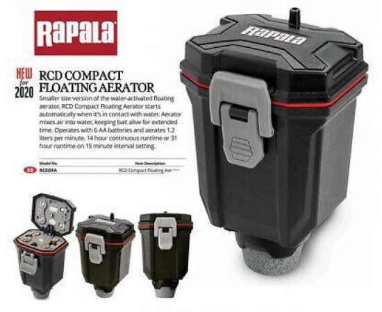 Rapala RCD COMPACT FLOATING AERATOR